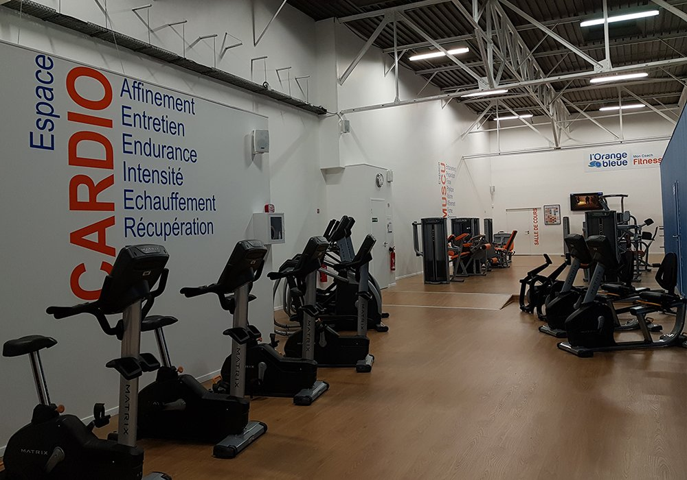Matrix Fitness Club Personal Training Center Best Gym For Mma